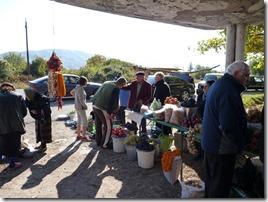 Markt bei Natakhtari
